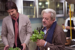 "Caruso Short Film: ""The Good Italian"" Starring Giancarlo Giannini"