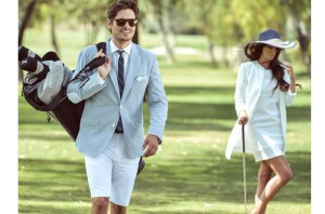 Men's Summer Essentials: White Leg-Wear