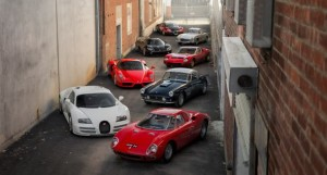 RM Sotheby's to Auction Most Valuable Car Collection Ever