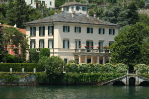 George Clooney May Sell Luxury Lake Como Villa