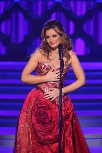 "Italian Singing Sensation Giada Valenti Makes Her Debut on PBS  with Her Music Special ""From Venice With Love"""