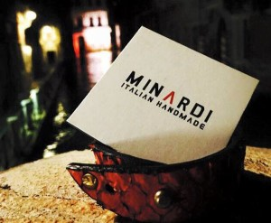 Minardi Italian Handmade Leather Luxury Accessories