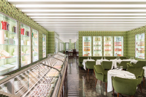Prada's Pasticceria Marchesi Pastry Shop Opens New Flagship in Milan