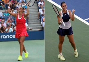 Stage Set for All-Italian US Open Women's Final