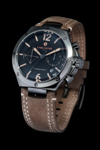 LANCASTER ITALIA Designs Space Inspired Watch Collection