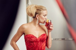 Kate Hudson Stars in Campari 2016 Calendar