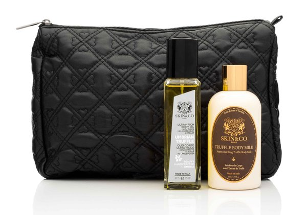 Hydrate Your Skin this Autumn with Truffle Body Milk & Body Oil