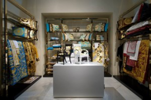 Versace Opens New Store in Madrid