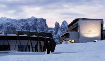 A Luxury Sustainable 5 Star Hotel in the Italian Alps
