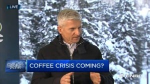 Climate Change Grinding Down Coffee: Illy CEO