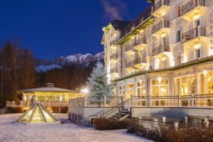 A Luxurious Ski Resort for Non-Skiers