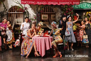 Dolce & Gabbana's S/S 2016 Campaign Features Diverse Cast of Models