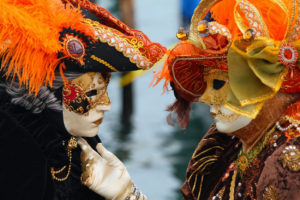 The World Famous Venetian Celebration of Carnival