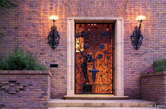 Wrought Iron Designs for Home Security and Style