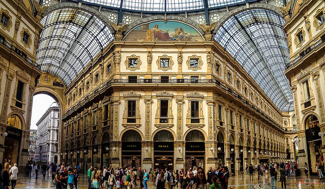 Luxury Market in Europe is Boosted by Italy