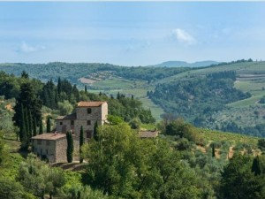 Michelangelo's Italian Villa on the Market