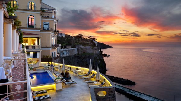 5 of the Best Amalfi Coast Hotels