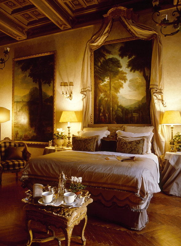 5 of the Most Luxurious Hotels in Rome