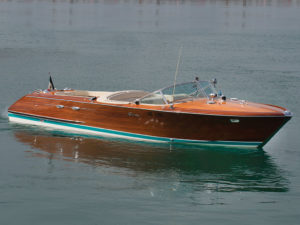 Celebrity Pleasurecraft of Choice: Riva