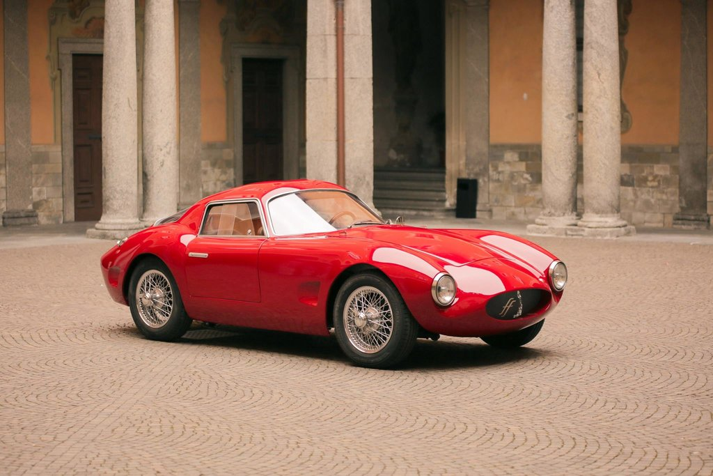 The Effeffe Berlinetta is a Brand New Car with Vintage Style ...