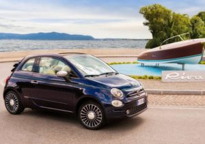 Fiat 500 Riva – Yacht Meets Pavement