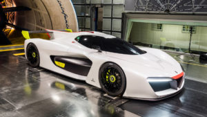 2016 Concours d'Elegance Dedicated to Pininfarina