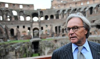 TOD'S Funded Restoration of Rome's Colosseum on Track