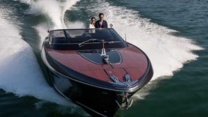 The Riva Rivamare Luxury Speedboat is Next Level of Sophistication