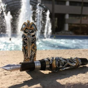 Montegrappa Limited Edition Pirates Pen