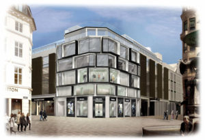 Prada and Eataly to Open in Copenhagen at Illum this Fall