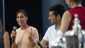 Retired U.S. Open Champ Flavia Pennetta, Has No Regrets About Her Exit
