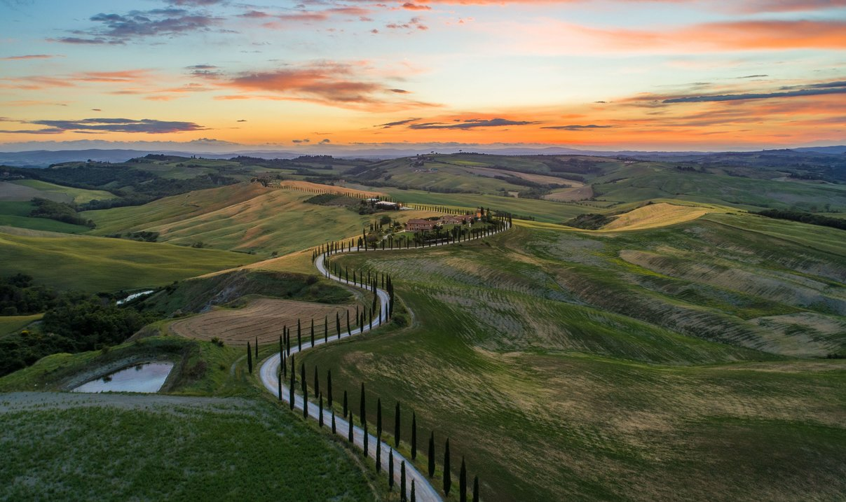 Italian Tourist: What's The Best Way To See The Italian Countryside