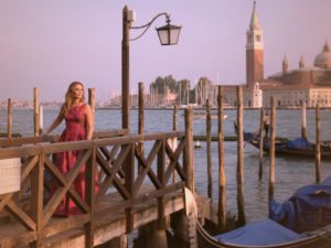 Giada Valenti 'From Venice With Love' Cruise