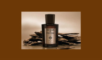 Acqua di Parma Colonia Oud – An Intensely Charismatic Fragrance