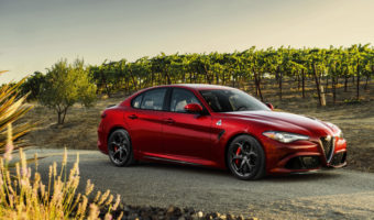 Germans Name Alfa Romeo Giulia Most Beautiful Car of 2016