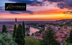 Luxo Italia Encourages You to Experience Italy