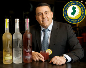 NJSGA Partners with Punzoné Organic Italian Vodka
