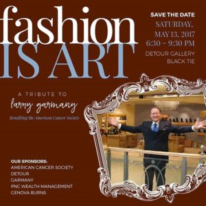 Fashion is Art – A Tribute to Larry Garmany