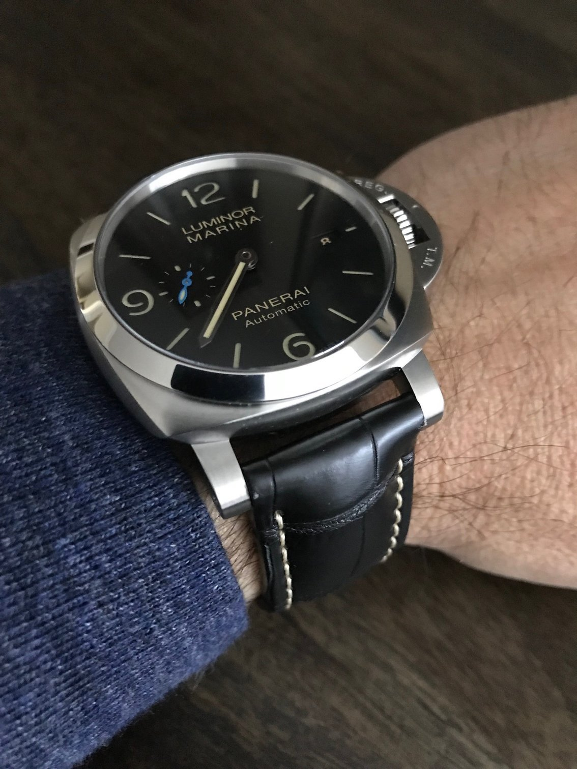 Panerai Perfected Watches Stemming From A Passion For The Sea