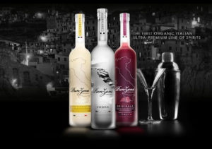 Punzoné Organic Vodka – JUST POUR IT!