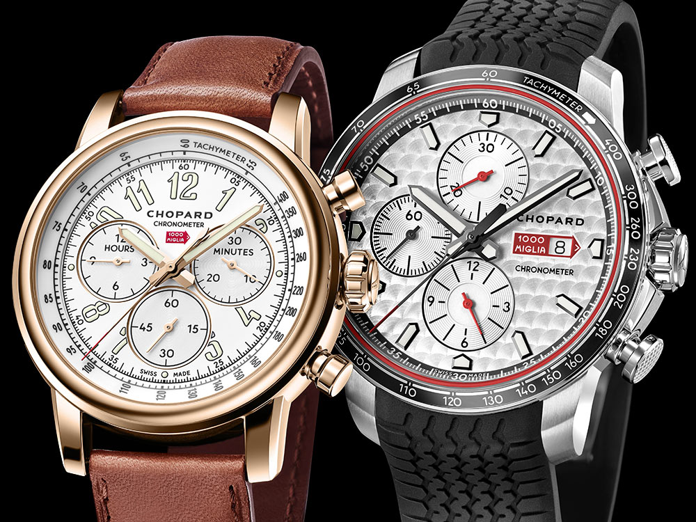 chopard mille miglia 2017 limited edition watches italia living. Black Bedroom Furniture Sets. Home Design Ideas