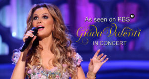 Enjoy a Romantic Evening of Song with Giada Valenti
