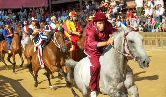 A Unique Way to Experience the Famous Palio di Siena