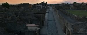 A Drones View of Ancient Pompeii