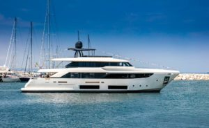 Italian Yard, Custom Line, Presents the Navetta 33 Superyacht