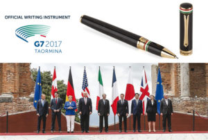 G7 SUMMIT Signs Off With MONTEGRAPPA