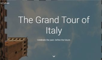 The Grand Tour of Italy Presented by Google