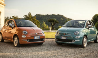 Fiat 500 Turns 60 Years Old