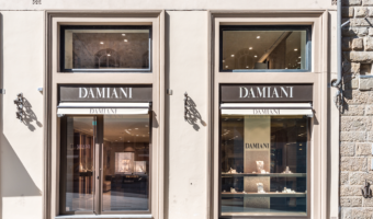 Damiani Opens New Flagship Store in Florence