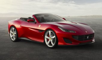 New Ferrari Portofino Revealed